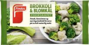Prøv også Findus Brokkoli & Blomkål.