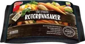 Prøv også Findus Rotgrønnsaker.