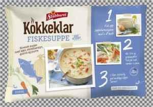 Prøv også Stabburet kokkeklar Fiskesuppe.