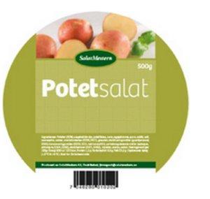 Bilde av Salatmesteren potetsalat hjemmelaget.