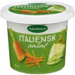 Bilde av Salatmesteren italiensk salat uten kjøtt.