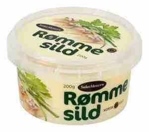 Bilde av Salatmesteren rømmesild.