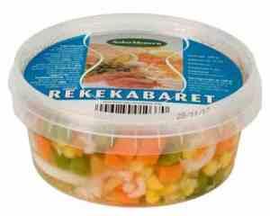 Bilde av Salatmesteren Rekekabaret.