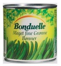Bilde av Bonduelle Meget fine Grønne Bønner.