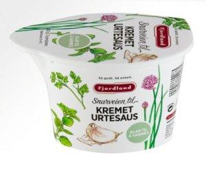 Bilde av Fjordland kremet urtesaus.