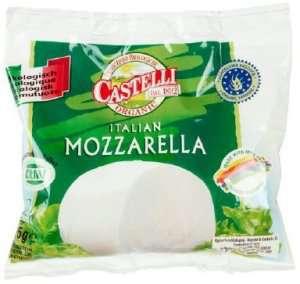 Bilde av Castelli Økologisk Mozzarella.