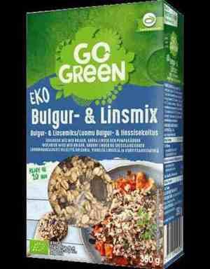 Prøv også GoGreen Bulgur Mix.