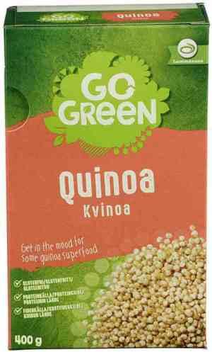 Prøv også Gogreen Quinoa.