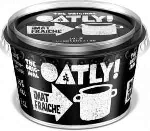 Prøv også Oatly imat fraiche.