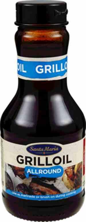 Prøv også Santa Maria BBQ Grilloil Allround.