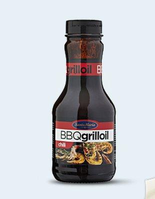 Prøv også Santa Maria BBQ Grilloil Chili.