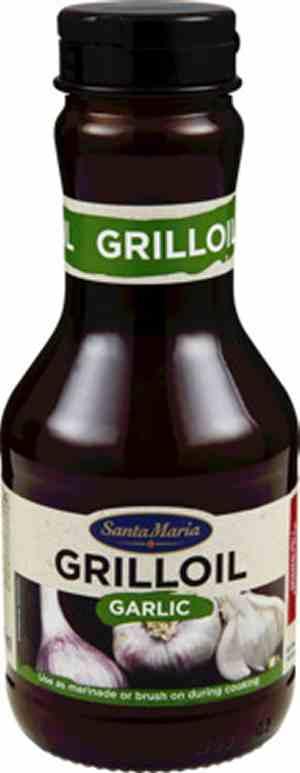Prøv også Santa Maria BBQ Grilloil Garlic.