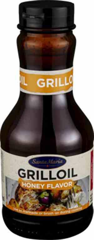 Prøv også Santa Maria BBQ Grilloil Honey Flavor.