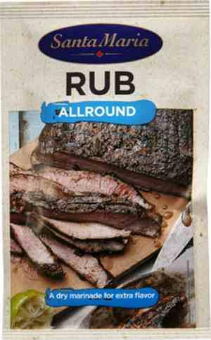 Prøv også Santa Maria BBQ Rub Allround.