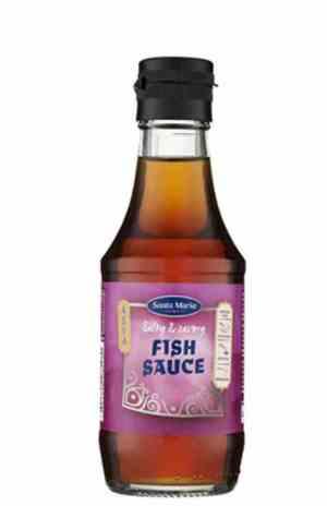 Prøv også Santa Maria Fish Sauce.
