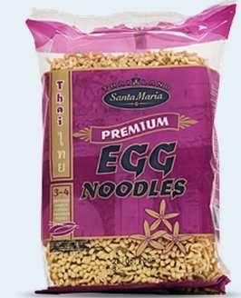 Bilde av Santa Maria Premium Egg Noodles.