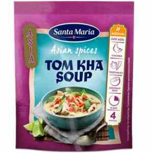 Prøv også Santa Maria Tom Kha Soup Mix.