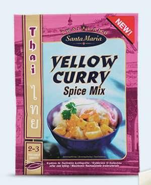 Bilde av Santa Maria Yellow Curry Spice Mix.