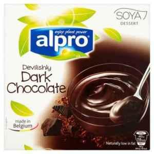 Prøv også Alpro Soya dessert sjoko.