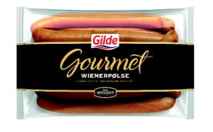 Prøv også Gilde gourmet wiener.