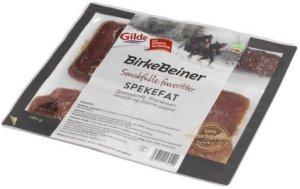 Prøv også Gilde Birkebeiner spekefat.