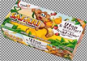 Prøv også Yoplait Safari Jordbær.