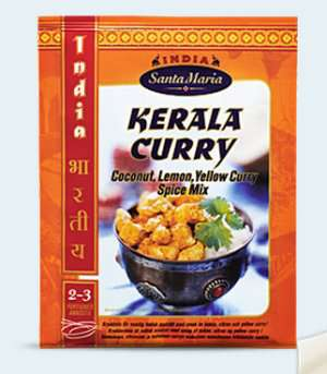 Prøv også Santa Maria Kerala Curry Spice Mix.