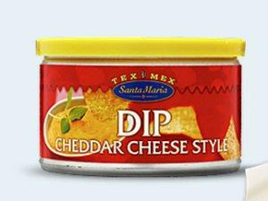 Prøv også Santa Maria Cheese dip.