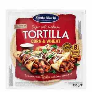 Prøv også Santa Maria Corn Tortilla.