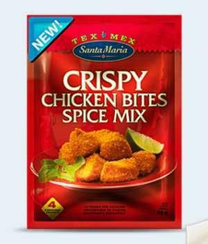 Bilde av Santa Maria Crispy Chicken Bites.