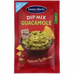 Prøv også Santa Maria Guacamole mix.
