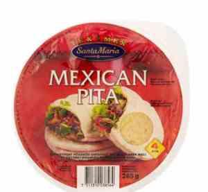 Prøv også Santa Maria Mexican Pita.