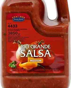 Prøv også Santa maria salsa rio grande.