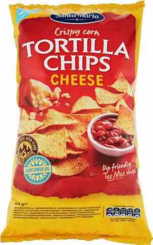 Prøv også Santa maria Tortilla Chips Cheese.