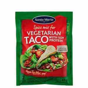 Prøv også Santa maria Vegetarian Taco Mix.