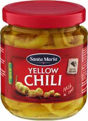 Prøv også Santa maria Yellow Chili.