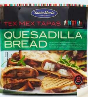 Bilde av Santa maria Quesadilla Bread.
