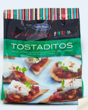 Prøv også Santa Maria Tostaditos.