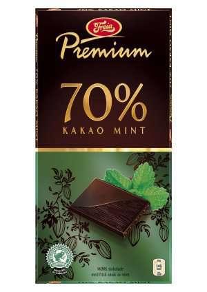 Bilde av Freia Premium 70% Mint.