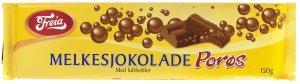 Prøv også Freia Melkesjokolade Porøs.