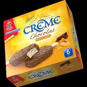 Bilde av Hennig Olsen Creme Chocolate mini.
