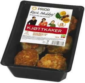 Bilde av Prior kjøttkaker kylling-kalkun.
