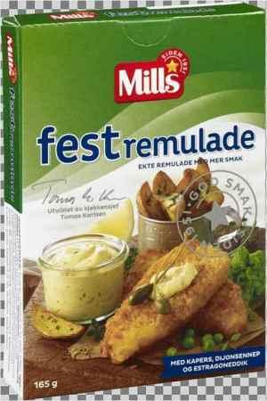 Prøv også Mills Festremulade.