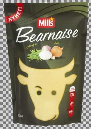 Prøv også Mills Bearnaisesaus.