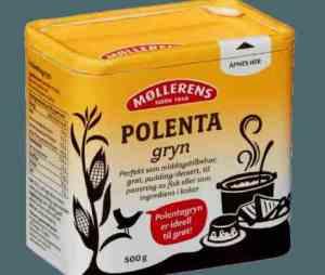 Prøv også Møllerens polentagryn.