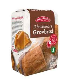 Prøv også Møllerens bestemors grovbrød.