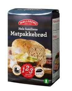 Bilde av Møllerens Hele Familiens Matpakkebrød.