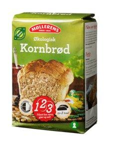 Bilde av Møllerens økologisk kornbrød.