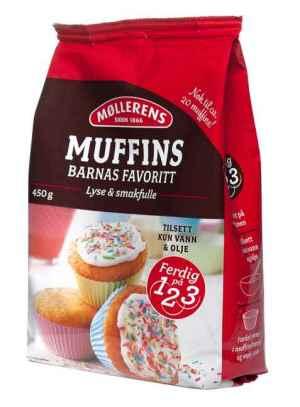 Prøv også Møllerens muffins.