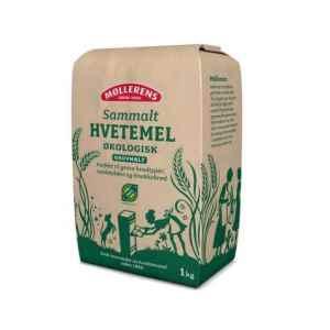 Prøv også Møllerens Økologisk sammalt hvete grov.